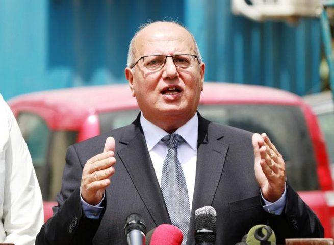 الخضري: ذكرى اعلان الاستقلال يجب أن تدفعنا الى الوحدة الوطنية