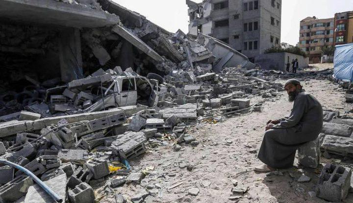 3 مليون دولار خسائر العدوان على غزة