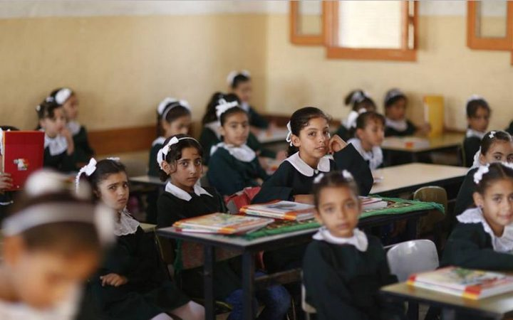 التعليم تؤكد انتظام الدوام في مدارس غزة اليوم السبت