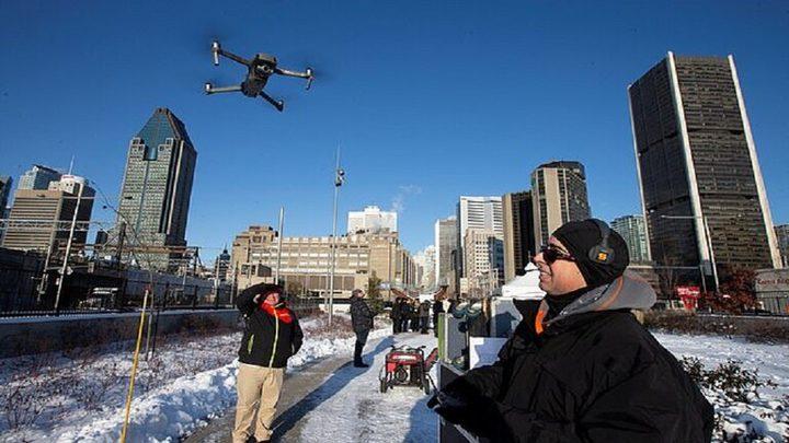 تطبيق ذكي يكشف طائرات الدرون الغامضة ومصدرها