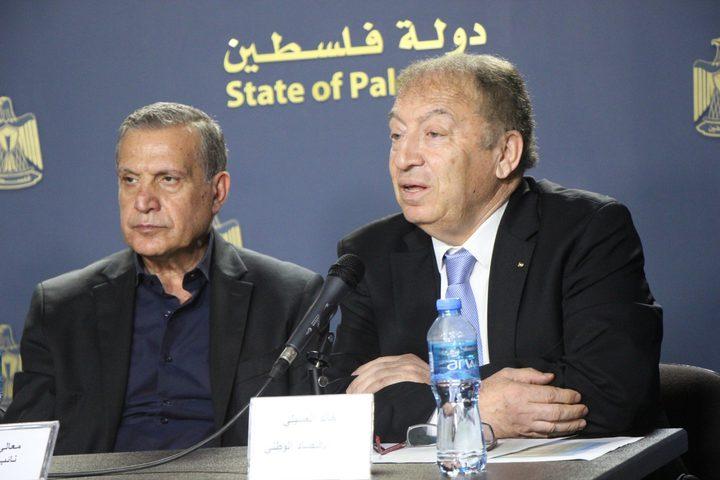 العسيلي يدعو رجال الأعمال الإسبان الى الاستثمار في فلسطين