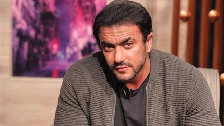 إصابة أحمد العوضي أثناء تصوير مسلسله الجديد