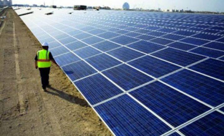 تدشين محطة لتوليد الكهرباء من الشمس بمدرسة في بيت حنينا