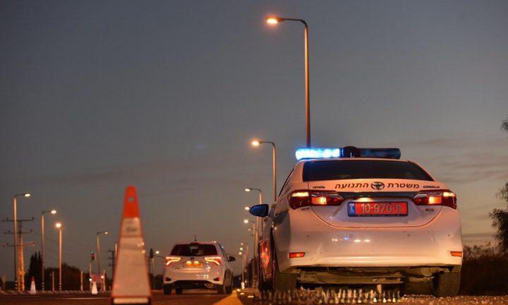 إصابات بحادث سير قرب مدينة عكا