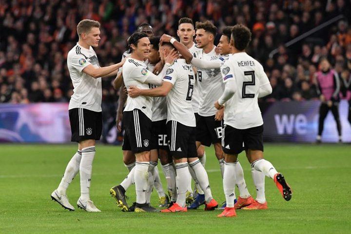 منتخب ألمانيا يصل إلى بطولة اليورو للمرة الـ13 على التوالي