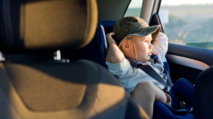وأخيرا.. لا موت للأطفال إختناقا داخل السيارات بعد الآن