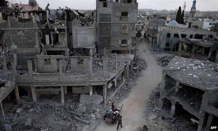 1.3 مليون دولار....حجم الخسائر في العدوان الأخير على غزة