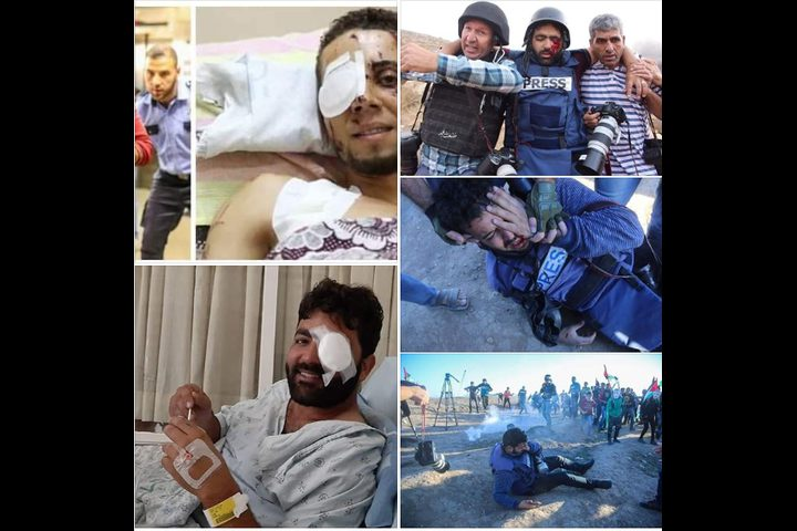 بسيسو: عين الحقيقة لن تطفئها جرائم الاحتلال