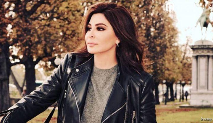 إليسا تتضامن مع الصحفي معاذ عمارنة