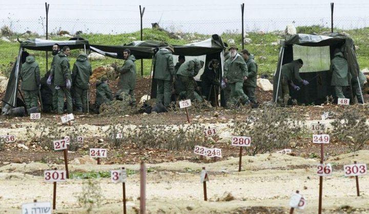 """""""بتسيلم"""": احتجاز جثامين الشهداء سياسة ابتزاز اسرائيلية"""