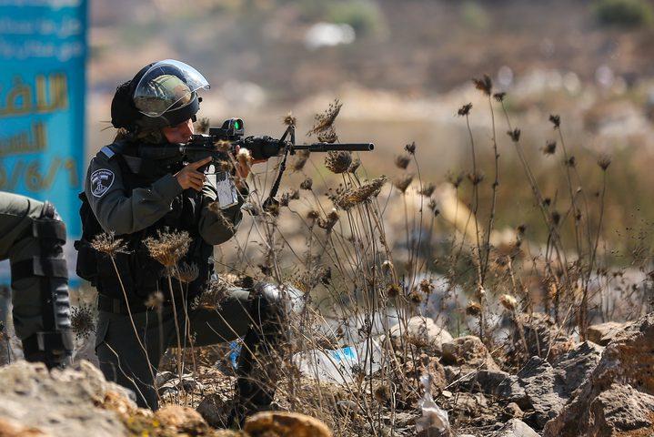 إصابة شاب برصاص الاحتلال جنوب غرب جنين
