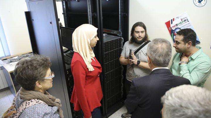 جامعة النجاح تفتتح مركز التميّز في فيزياء الطاقة العالية