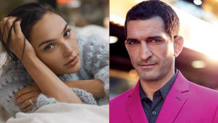 الممثل المصري عمرو واكد يشارك ممثلة اسرائيلية في فيلم جديد