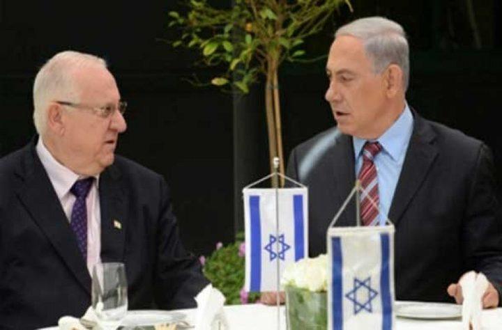 ريفلين يُوّبخ نتنياهو لتصريحاته ضد أعضاء الكنيست العرب