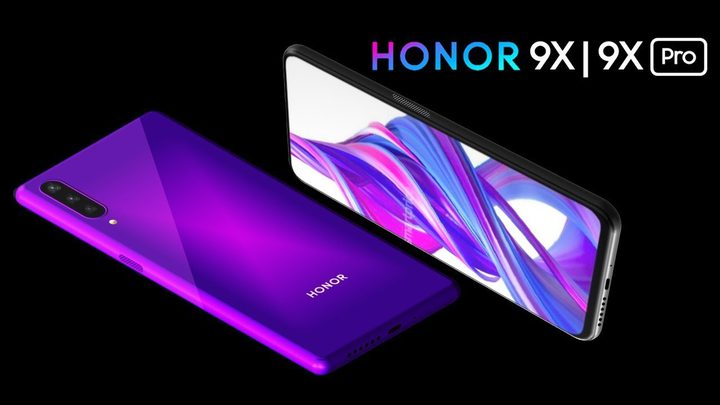 أبرز مميزات هاتف HONOR 9X الجديد