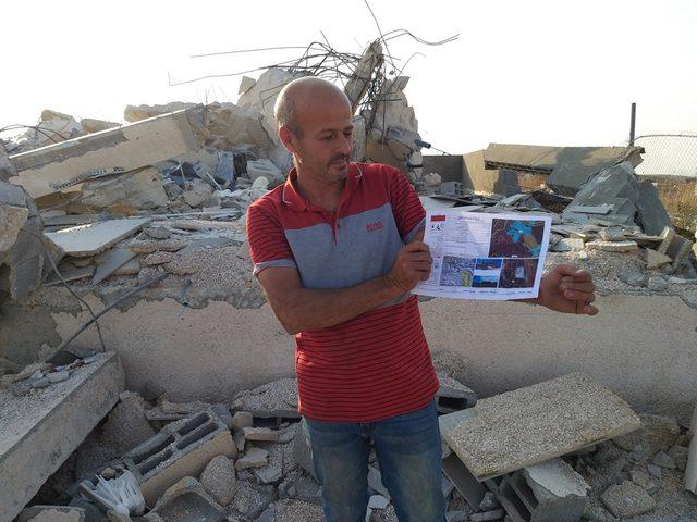 """حلم عائلة المواطن """"محمد عازم"""" يتحطم من قبل الاحتلال الإسرائيلي"""