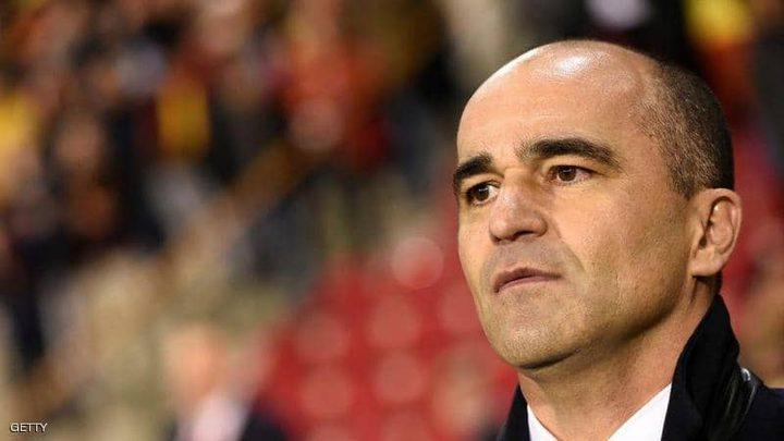 مدرب بلجيكا يريد حسم تمديد عقده
