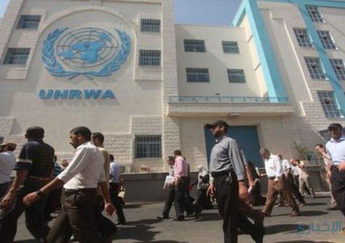 الأونروا تتسلم تمويلا بقيمة 12.5 مليون دولار من الإمارات