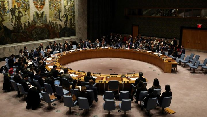 """مجلس الأمن يرفض """"شرعنة"""" الاستيطان"""