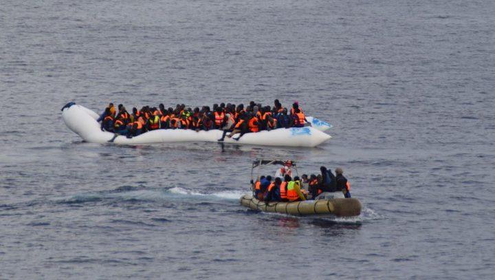 إنقاد عشرات المهاحرين من الغرق قبالة سواحل تونس