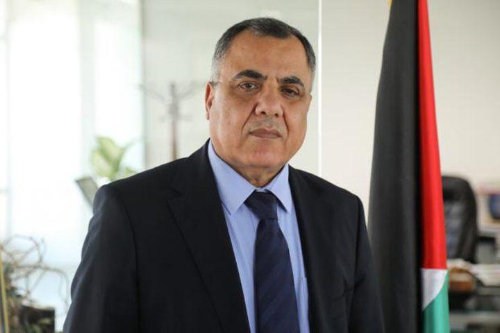 الحكومة تدين اقتحام أجهزة حماس مكتب وزير الأشغال العامة