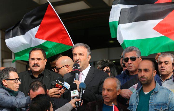 عساف: حظر عمل تلفزيون فلسطين قرار يضاف لجرائم الاحتلال