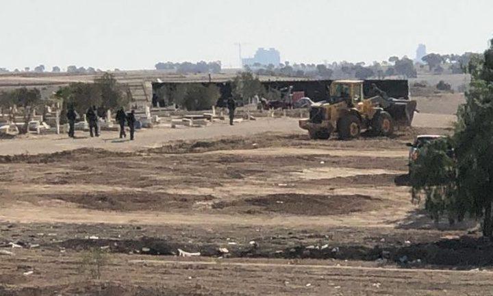 شرطة الاحتلال تهدم قرية العراقيب للمرّة 168