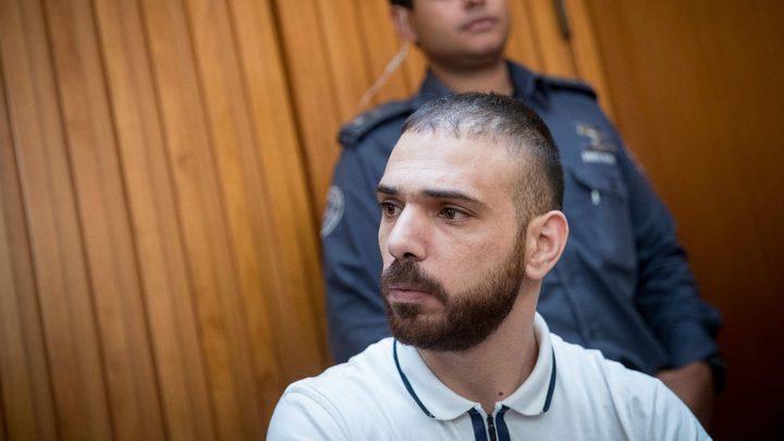 المحكمة المركزية تصدر حكم بسجن رائد رشرش  19 عاما