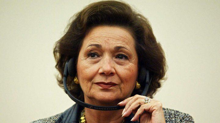سوزان مبارك في العناية المركزة
