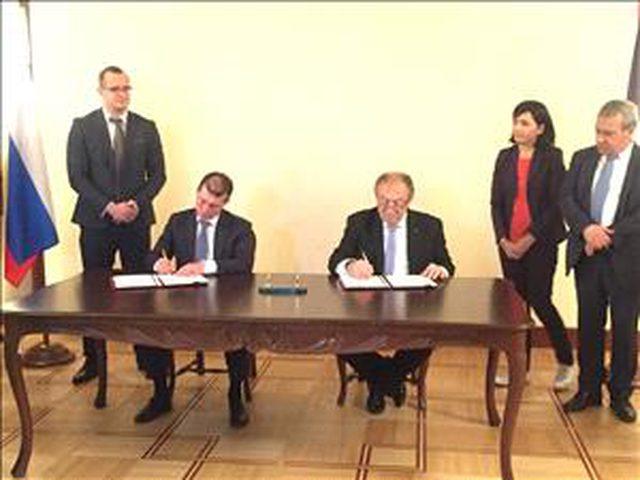 اتفاق روسي فلسطيني على تطوير وتنمية العلاقات الاقتصادية والتجارية
