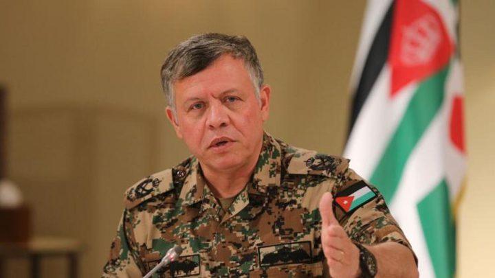 العاهل الأردني: علاقتنا مع دولة الاحتلال في أسوأ حالاتها