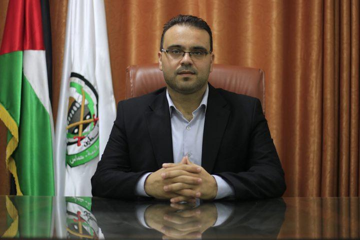 حماس: ارتقاء شهيد من عائلة السواركة يعكس صورة إجرام الاحتلال