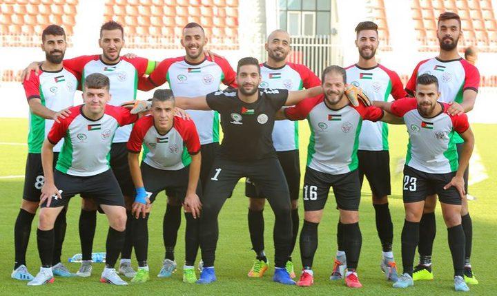 فريق سلوان المقدسي يستعيد صدارة دوري الدرجة الأولى