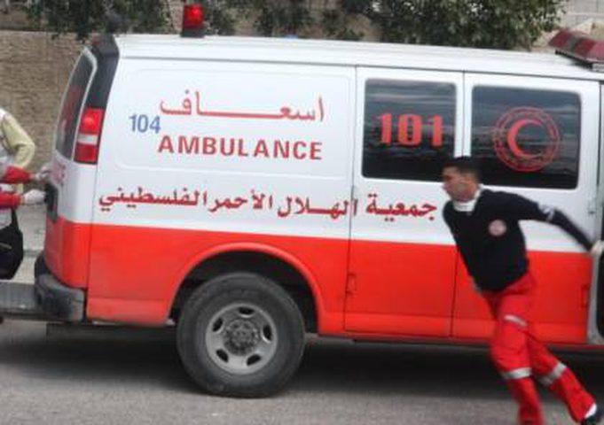 مصرع شاب في حادث سير ذاتي شمال رام الله