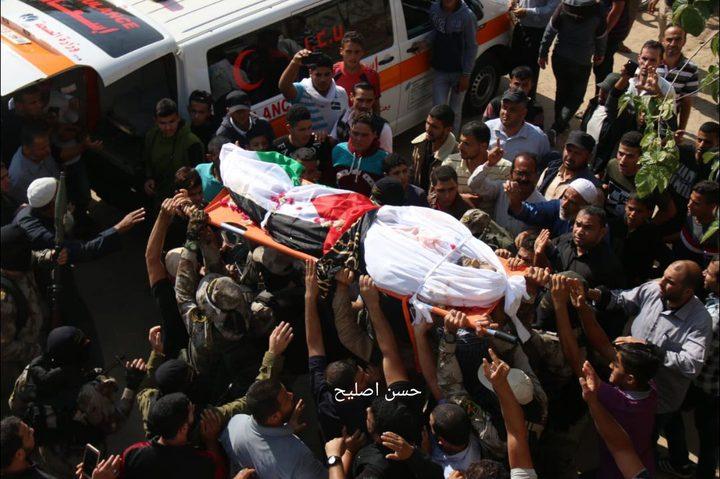 استشهاد مواطن من عائلة السواركة متأثرا بجراحه
