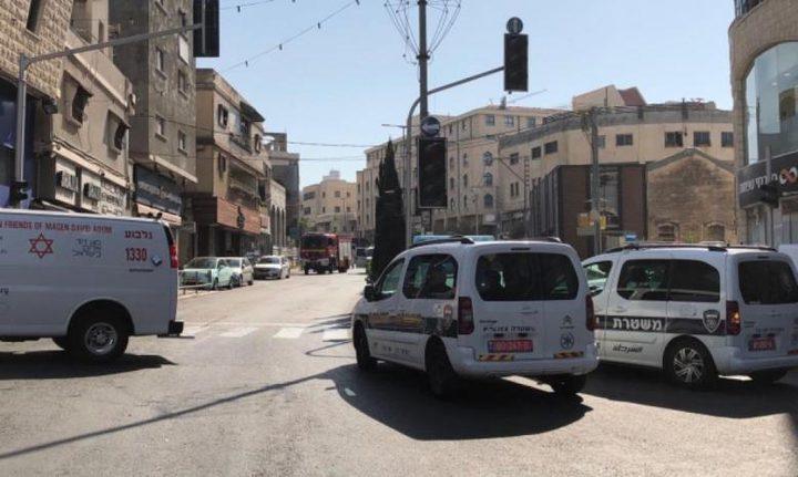 إصابة مواطن جراء تعرّضه لإطلاق نار في الناصرة