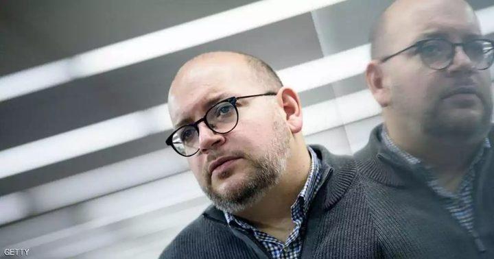 الصحفي الأمريكي جاسون رضائيان يقاضي الحكومة الإيرانية