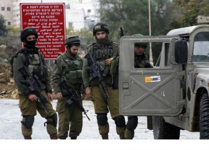 الاحتلال يكثف من تواجده العسكري في جنين