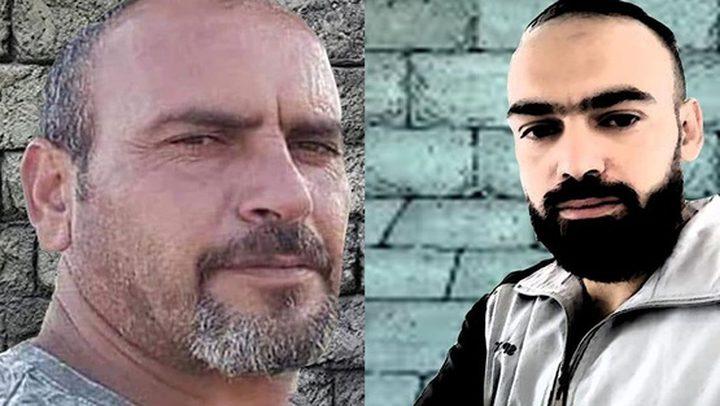 الأسيران زهران والهندي يواصلان إضرابهما عن الطعام