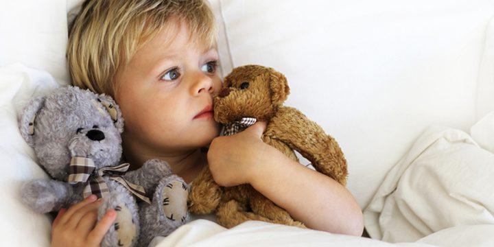 ما هي أعراض ضعف الجهاز المناعي لطفلك ؟