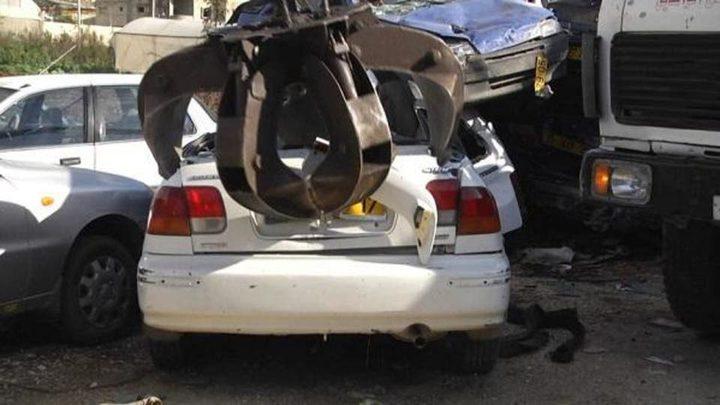 وزارة النقل: نبذل جهدنا لمكافحة المركبات غير القانونية