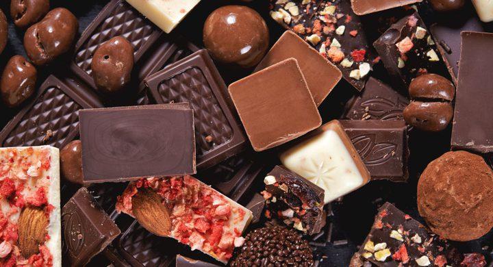 عملية صعبة لسرقة 20 طن من الشوكولاته