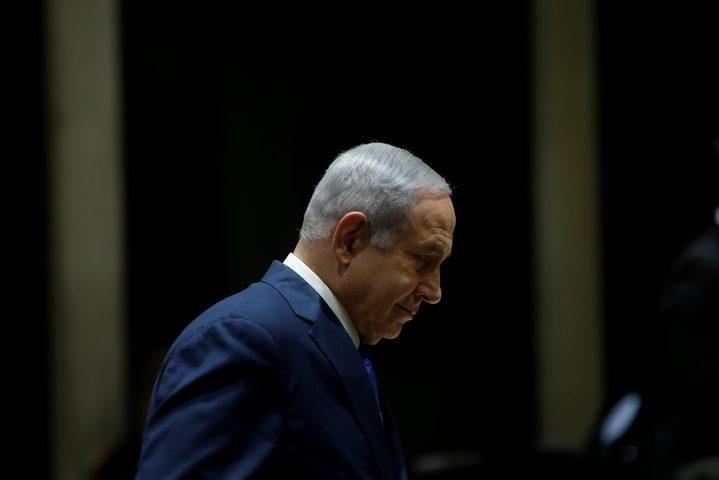 نتنياهو يرفض الاستقالة ويهدد: لن أكرر خطأ أولمرت