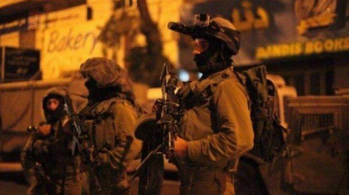 اعتقال مواطن من قرية الرشايده شرق بيت لحم