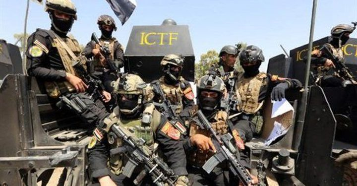 اختراقجهاز مكافحة الإرهاب في العراق