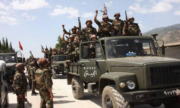 سيطرة الجيش السوري على3 قرى جديدة