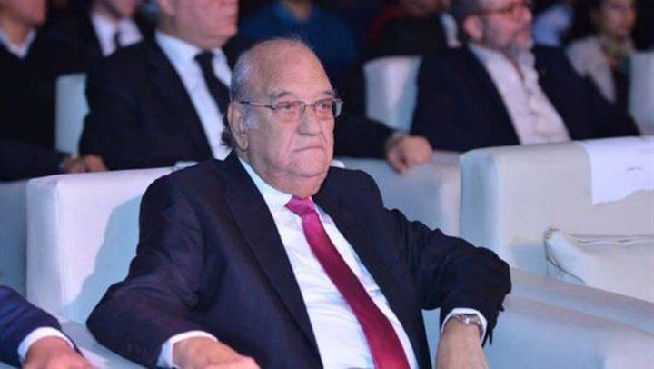 نقيب الممثلين المصريين يكشف حقيقة وفاة حسن حسني