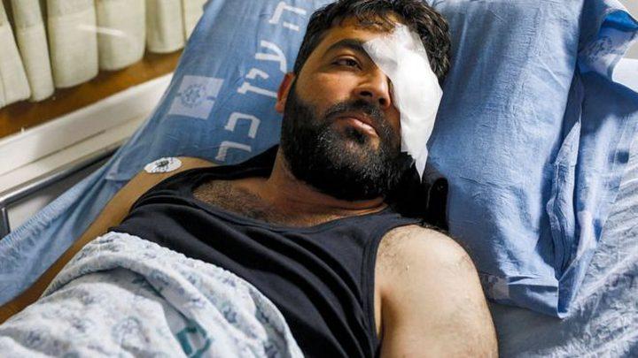وقفة تنديداً باغلاق تلفزيون فلسطين وتضامناً مع الصحفي عمارنة