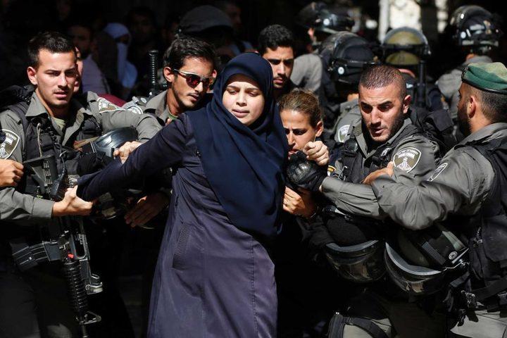 الخارجية تطالب بتوفير الحماية للمرأة الفلسطينية من الاحتلال