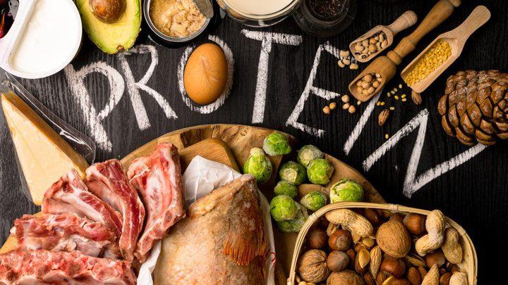 علامات تنذرك بعدم تناولك البروتين بشكل كاف